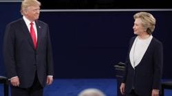 Clinton y Trump dejan a un lado las cortesías en el segundo debate