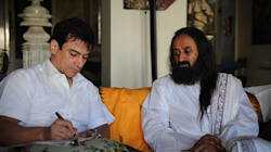 Sri Sri Is Dabbling In Kashmir Now, And I'm Not