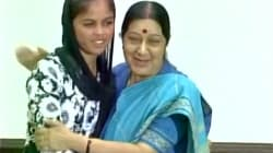Sushma Swaraj Assures Help To Pakistani Girl, Madhu, Struggling With Admission In