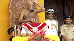 When Another Jain Monk Addressed A State Legislative Assembly And There Was No