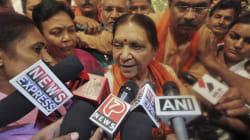 Gujarat CM Anandiben Patel Resigns In The Wake Of Dalit