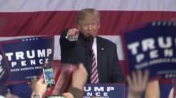 Donald Trump enfonce le clou :