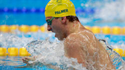 Aussie Swimmer Robbed, Dazed, Confused In