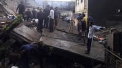 Two-Storey Building Collapses In Bhiwandi, Many Feared