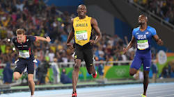 Usain Bolt Comfortably Wins The Men's 200m Sprint In