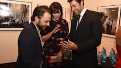 John Krasinski Is The Kind Of Dad Who Shows Photos Of His Newborn At A Movie