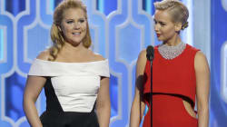 The Joke Jennifer Lawrence Told Amy Schumer That Helped Her Heal After 'Trainwreck'