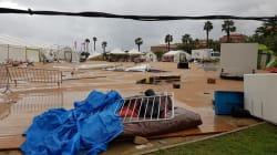 Une mini-tornade fait une vingtaine de blessés à