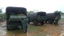 Two Killed As Cyclone Vardah Makes Landfall In Tamil