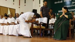 Tamil Nadu Governor Allocates Jayalalithaa's Portfolios To Finance Minister O