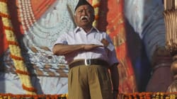 WATCH: RSS Chief Mohan Bhagwat Exhorts Hindus To Have More
