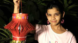 This 13-Year-Old Mumbai Girl Is Trying To Make Diwali A Little Brighter For Street