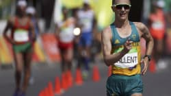 Guts, Sweat And Silver For Jared Tallent In 50km Race