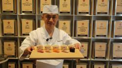 Les sushis, ça se mange avec du thé: les conseils d'un maître