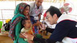 死んだ赤ん坊、衰弱しきった母親…ロヒンギャ難民キャンプはいま(現地ルポ)