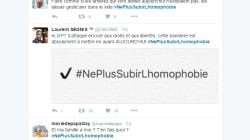#NePlusSubirLhomophobie: Le mot d'ordre anti-Manif pour