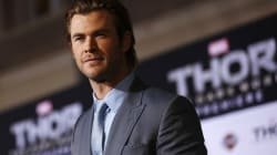 Chris Hemsworth Is Filming Thor In Brisbane Right