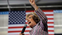 HuffPost Polling Says 84 Percent Chance Clinton Will Be