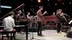 Un jeune carré français au festival Jazz à
