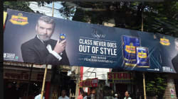 Pierce Brosnan Starred In A Pan Bahar Ad And Twitter Can't Deal With