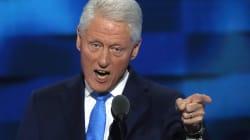 Bill Clinton Tells Democrats How He Met