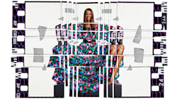 First Look At The H&M X Kenzo
