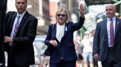 La neumonía de Hillary: el peor momento de los