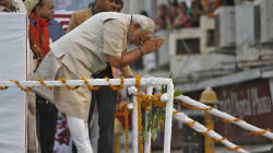 The Sardar Sarovar Project Will Be The Centrepiece Of BJP's Gujarat Poll Game