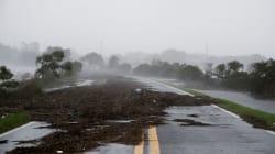 Hurricane Matthew Heads Northward After Ravaging