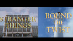 This Round The Twist And Stranger Things Mashup Is