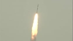 ISRO Launches PSLV C-35 Carrying India's SCATSAT-1, 7 Other