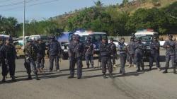 Court Order Bars Protests After PNG