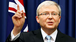 Australia Will Not Support Kevin Rudd's UN