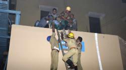Bhubaneswar's SUM Hospital Owner Manoj Naik