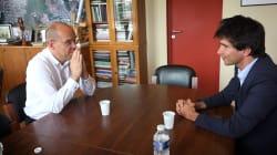 Un maire anti-mariage pour tous rencontre un candidat