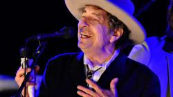 Bob Dylan's Writing A Novel To Prove Naysayers
