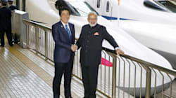 Future Of Travel? Narendra Modi And Shinzo Abe Launch Ambitious Bullet Train