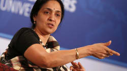 Investors Stunned As National Stock Exchange CEO Chitra Ramkrishna Quits Weeks Before