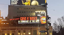 Confirmed: Guns N' Roses Are Bringing Their Tour Down