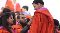 IIT Bombay Orders Khadi Robes To Evoke 'Nationalism' In