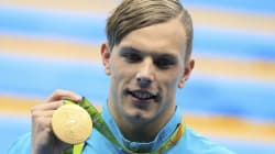 Kyle Chalmers Wins 100m Freestyle At Rio 2016