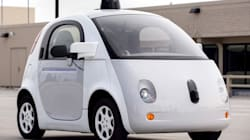 Google's Self-Driving Cars Will Honk At You If You're Not Paying