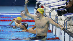 Mack Horton Wins Epic 400m Freestyle, Unleashes Anti-Drug