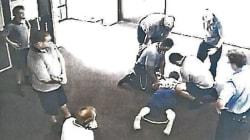 Shocking Images Reveal Mistreatment At Queensland Juvenile Detention
