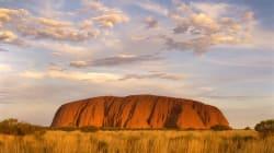 Three People Stuck On Uluru After Defying Pleas Not To Climb
