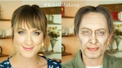 This Makeup Artist Transforms Herself Into Steve
