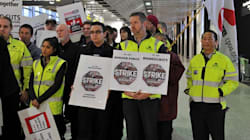 Travel Delays Expected As Border Force Stops