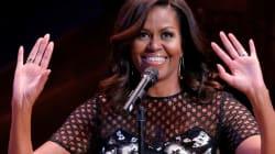 La elegante respuesta de Michelle Obama sobre el plagio de Melania