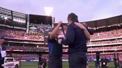 Australia Falls In Love With Bulldogs Coach For Amazing