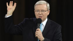 Kevin Rudd Is Officially Running For U.N.